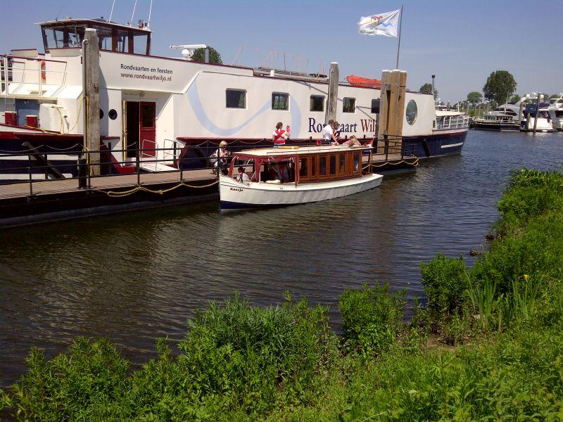 Dagtocht Biesbosch