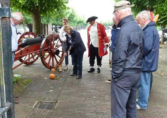 Vestinggolf in Heusden