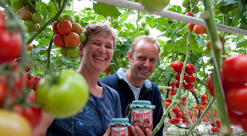 Natuurlijk tomaat!