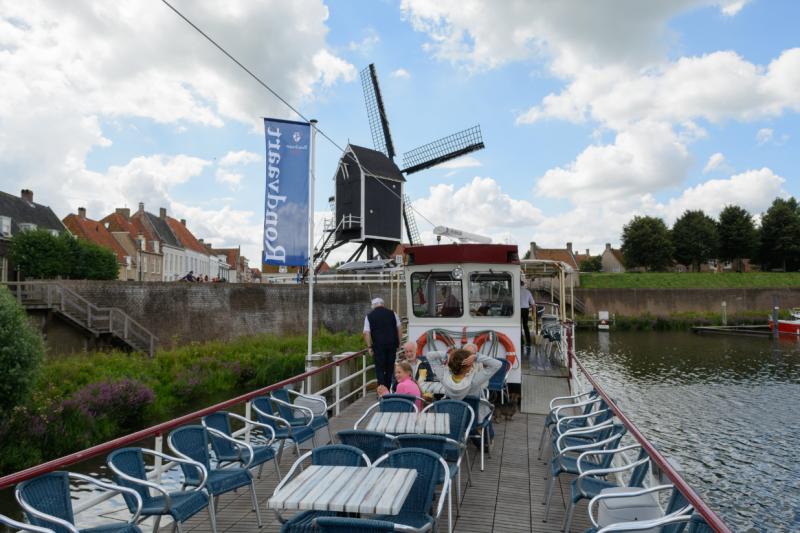 Rondvaartboot Wiljo
